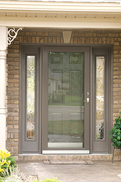 Milwaukee doors front entry doors patio doors storm doors for Storm doors for patio doors
