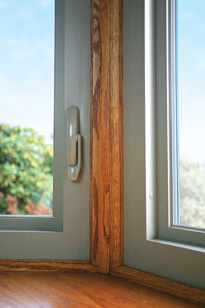 a lock for a casement window