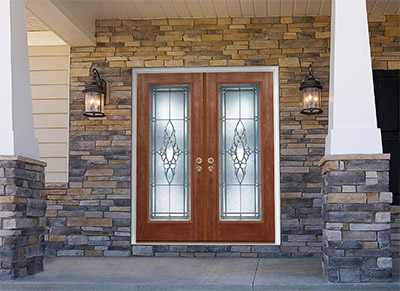 Replacing your exterior doors in milwaukee for Storm doors for french patio doors