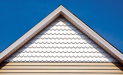 scallop siding