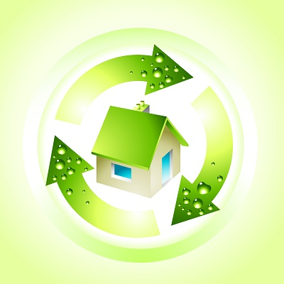 green living home