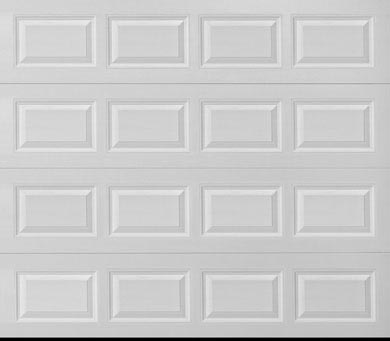 short-garage door panel