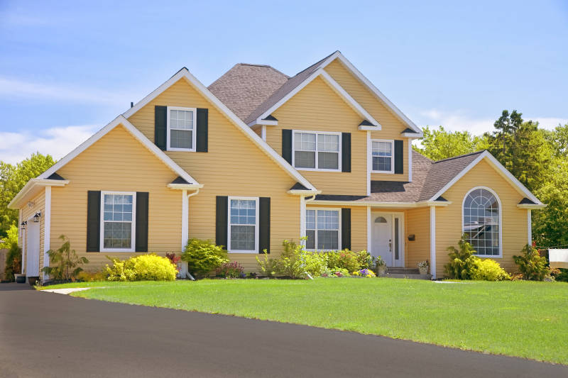 vinyl siding is the best home exterior