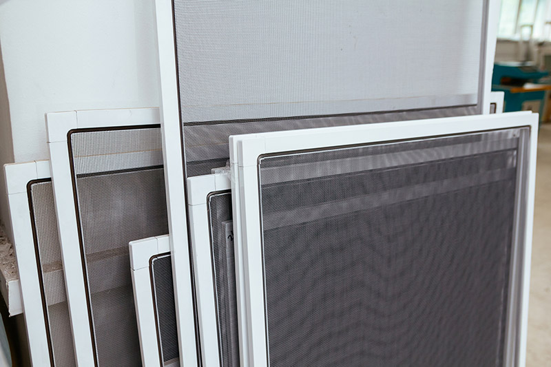 replacing window screens